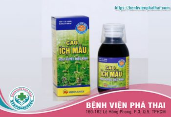 uong-cao-ich-mau-co-pha-thai-duoc-khong