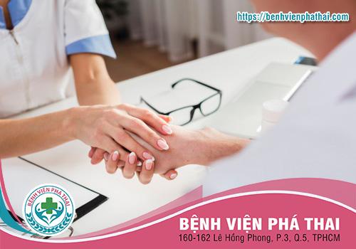 Bác sĩ phòng khám đa khoa Hồng Phong